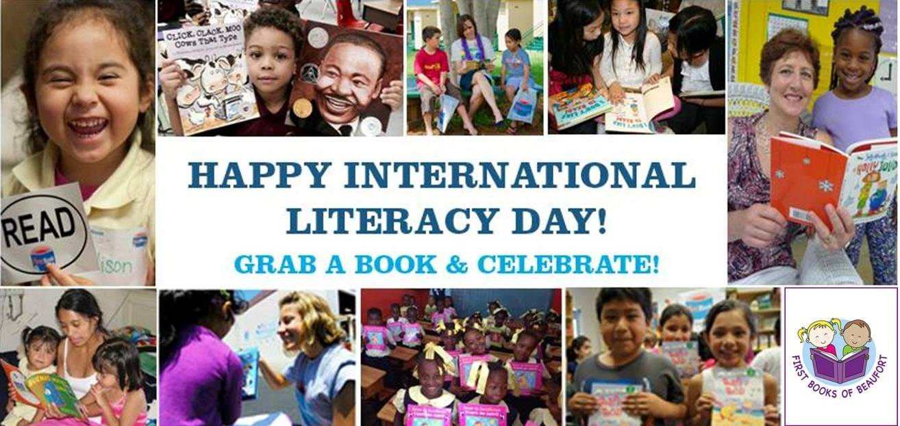 United Nations International Literacy Day
